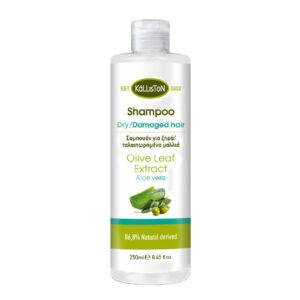 00032.01 - KL1073 Shampoo for dry-damaged hair 250ml.