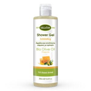 0011.01 - KL1105 Exfoliation shower gel with propolis 250ml