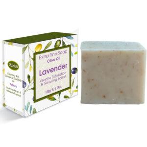 0019.01 - KL0726 Extra fine soap olive oil with lavender