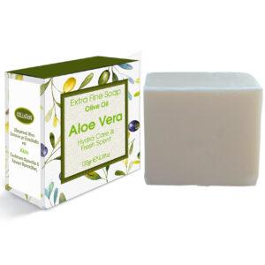 0020.01 - KL0727 Extra fine soap olive oil with aloe vera