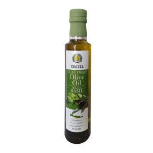 Ulei de măsline cu busuioc 250ml