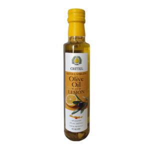 Ulei de măsline cu lămâie 250ml