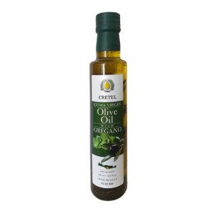 Ulei de măsline cu oregano 250ml