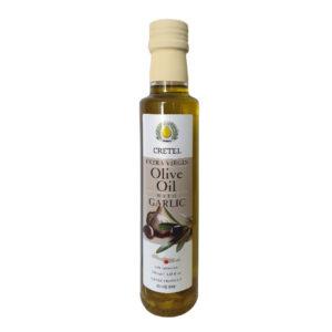 Ulei de măsline cu usturoi 250ml