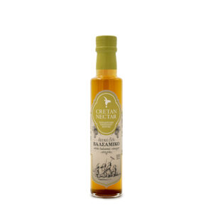 Cretan Nectar - White Balsamic vinegar dorica 250ml GR-ENG